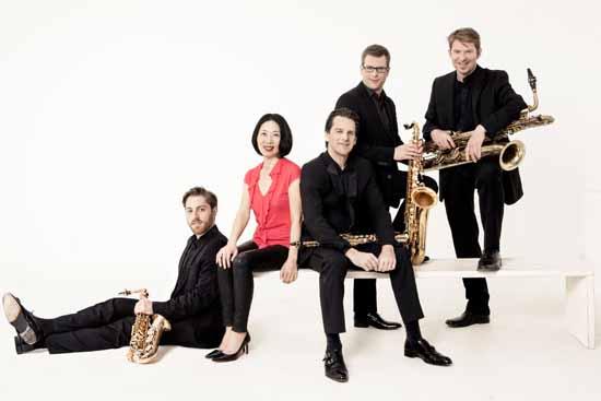 Mit dem Alliage Quintett ist ein weiteres internationales Ensemble zu Gast bei den Schlosskonzerte Königs Wusterhausen. (Foto: Ira Weinrauch)