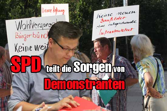 """""""Rosengarten"""": SPD – Chef Lübke – """"Mich schrecken neue Wohnungen zurück"""""""