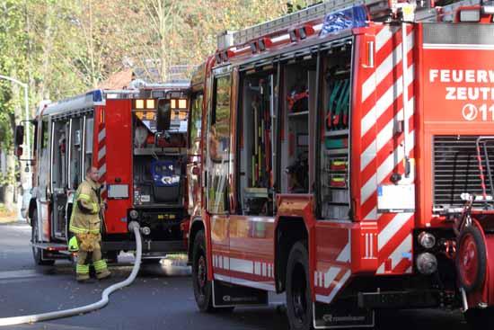 Moderne Ausrüstung - eine Voraussetzung für erfolgreiche Brandbekämpfung. (Foto: mwBild)
