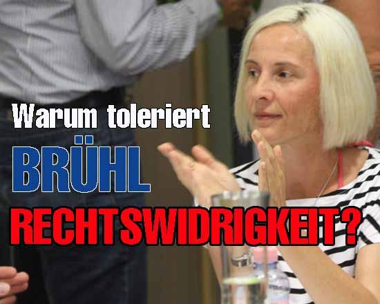 Ramona Brühl ist Vorsitzende und Fraktionschefin vom Bürgerbündnis freier Wähler. (Foto: mwBild)