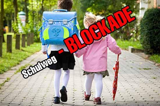 Unsicherer Schulweg: SCHOCK für Kinder und Eltern