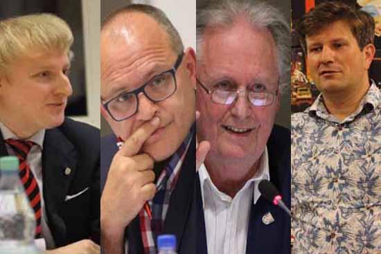 """Unsere """"Politiker des Jahres 2019"""""""
