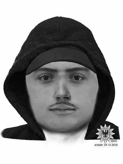 Polizei jagt diesen Mann. Wer kennt ihn?
