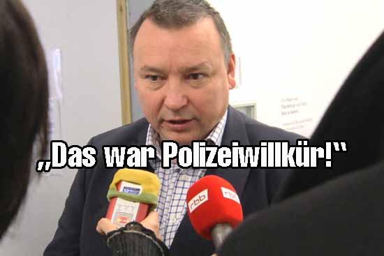 Herzberger – Prozess: Polizeibeamter verheddert sich in Widersprüche