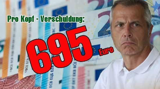 Schulzendorfs Millionen Haushalt hat kein Hochschul Ökonom in den Händen. (Foto: Bürgermeister Mücke, mwBild)