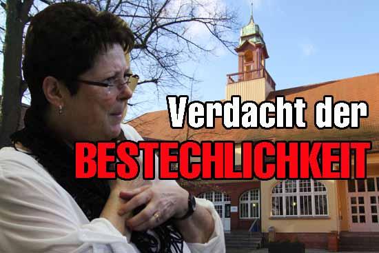 Wegen Mauscheleien: RAZZIA im Wildauer Rathaus
