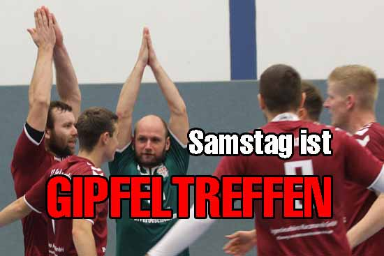 Vor dem KRACHER: SVS – Volleyballer kaum zu stoppen