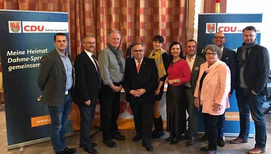 Björn Lakenmacher – Alter und neuer CDU – Chef