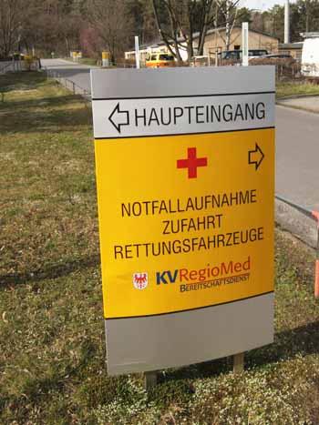 Die Bundesärztekammer hält die Krankenhäuser in Deutschland nicht für ausreichend auf das Coronavirus vorbereitet. (Foto: mwBild)