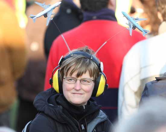 BER-Start: Freie Wähler beklagen MÄNGEL beim Schallschutz