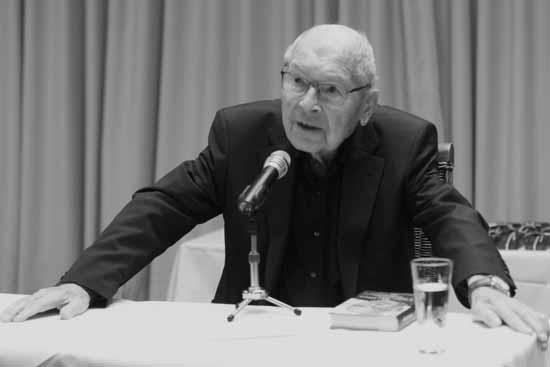 """Filmexperte Knut Elstermann über Otto Mellies: """"Das war kein Job für ihn. Das war wirklich eine große Lebensaufgabe, als Menschengestalter uns nah zu sein."""" (Foto: mwBild)"""