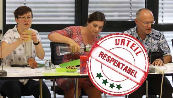 365 – Tage Bilanz: Die Grünen sind Schwergewicht geworden