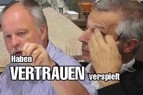 Schulanbau: Mücke – Plan abgelehnt!