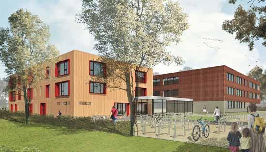 Schulerweiterung: Die Rathaus-Bummelei ruiniert uns