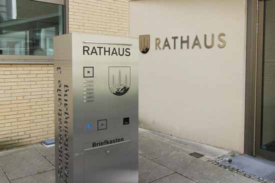 Rathaus KwH