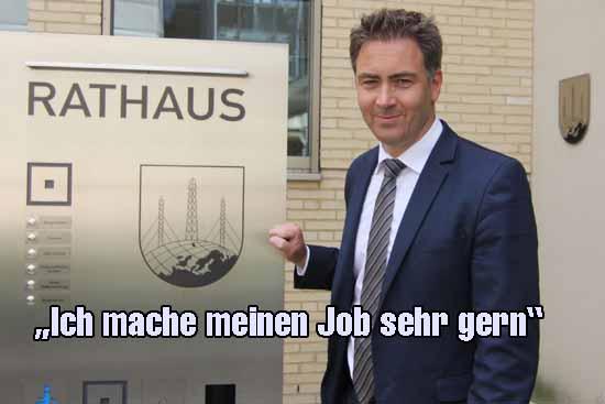 Swen Ennulat, Bürgermeister von Königs Wusterhausen (Foto: mwBild)