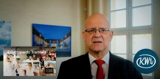 KW TV: Landrat gab keine Autorisierung für Kneipen – Reklame