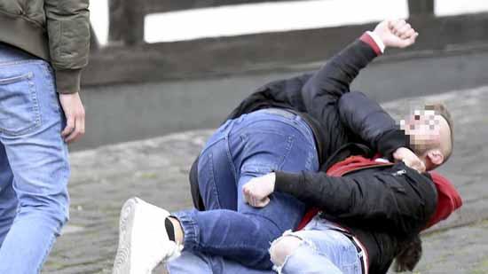 Polizeieinsatz: Prügelei und Raub in Zeuthen
