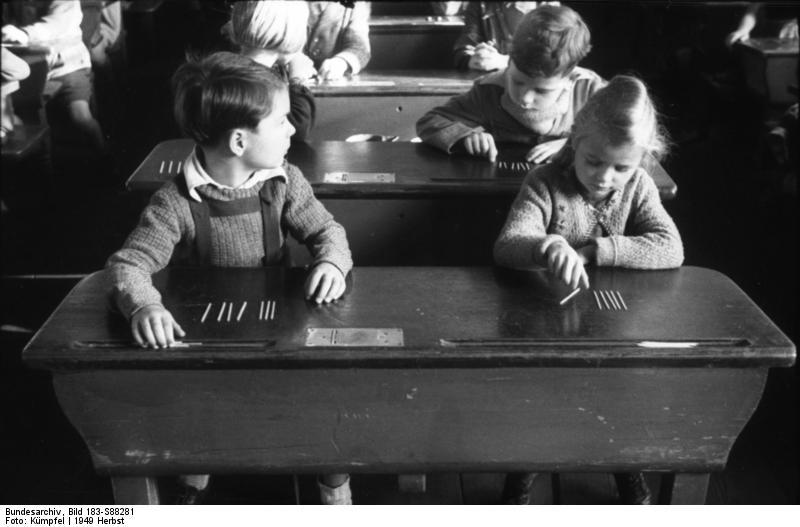 Kreide statt Tablets: Schulzendorf hat die Digitalisierung verpennt