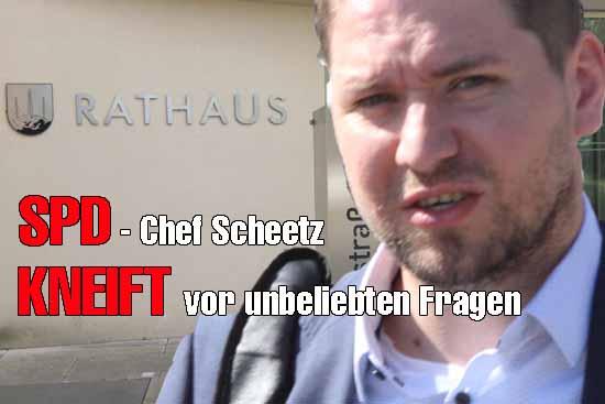 Fürchtet sich die SPD vor der Wahrheit? (Foto: mwBild)