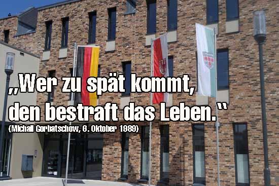 Die aktuelle Situation war vorhersehbar, meint Der Schulzendorfer (Foto: mwBild)