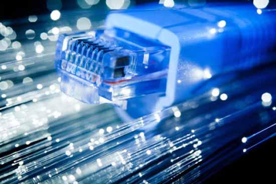 Daten mit Gigabit-Geschwindigkeit können bald in jedem Haushalt möglich sein.