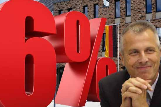 Fairness? – Bürgermeister Mücke pocht auf umstrittene Zinshöhe
