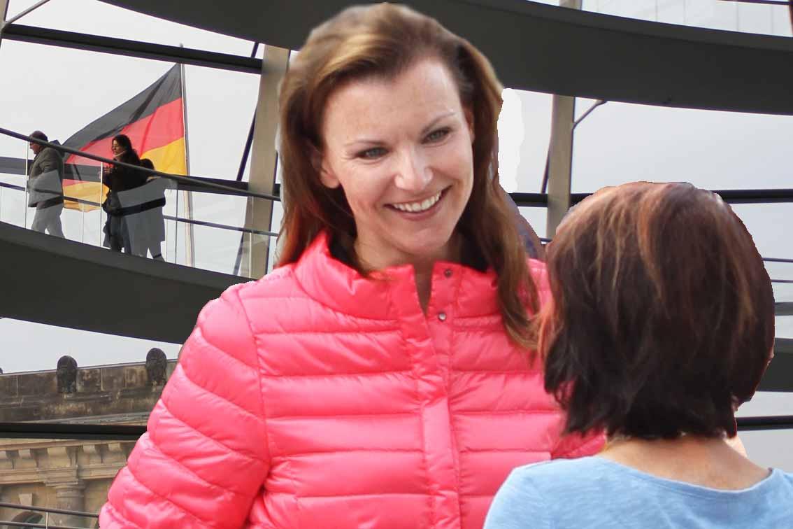 Jana Schimke (CDU) kandidiert erneut für den Bundestag