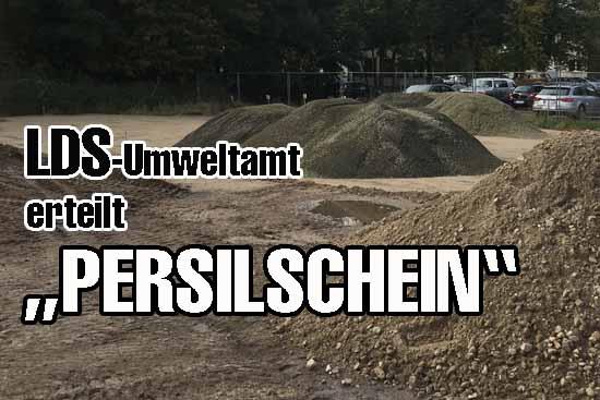 """Soll in Wildau ein """"Schwarzbau"""" dgeschwiegen werden? (Foto:mwBild)"""