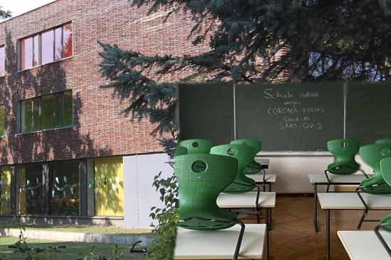 CORONA-ALARM an Grundschule Schulzendorf