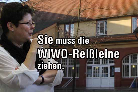 "Vize-Landrätin: WiWO-Parkplatz ist ""Baurechtsverstoß"""