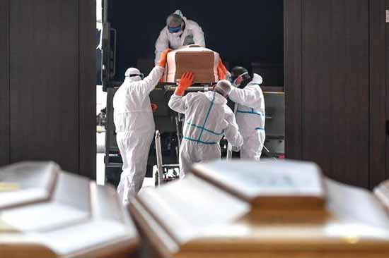 Trauriger LDS- Rekord: 13 Corona-Sterbefälle in 24 Stunden