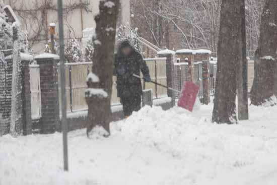 Schneeräumen: Bürger vorbildlich – Amt nachlässig