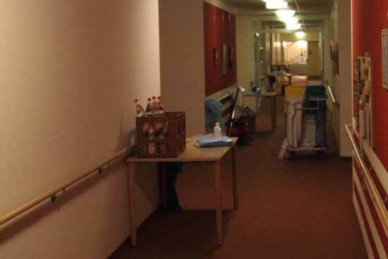 Im Heim soll chronische Personalknappheit herrschen. (Foto: mwBild)