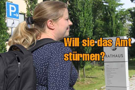 Jetzt knallt's! – Laura Lazarus (CDU) am Abgrund