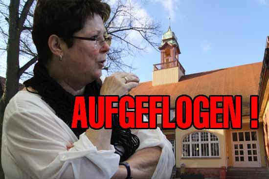 Angesichts der Vorwürfe muss Angela Homuth sofort ihr Amt niederlegen. (Foto. mwBild)
