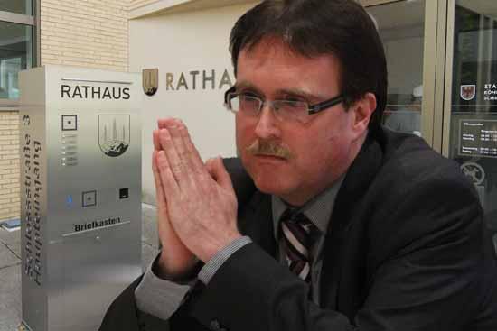 Postenschacher: Will Ex-Minister Ludwig (Die Linke) neuen Job im Rathaus?