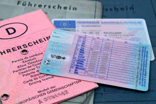 """Neue Führerscheine: So läuft der """"Lappen-Tausch"""" in LDS"""