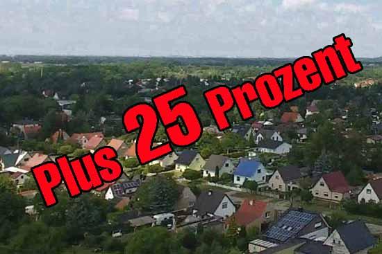 Enttarnt: Bürgermeister Mücke plant Grundsteuer-Hammer!