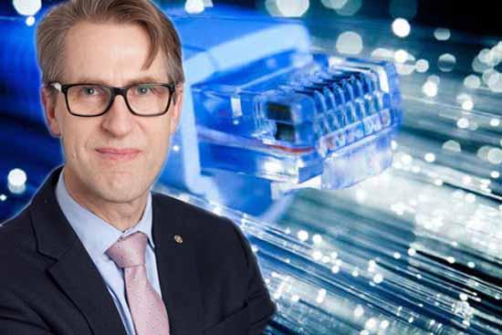 Mikael Häussling Löwgren, Vorstandsmitglied von open infra