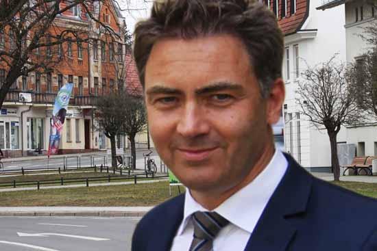 Klartext: Swen Ennullat sagt, weshalb er wieder Bürgermeister werden will