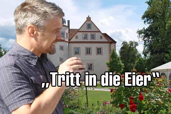 Der fraktionslose Polter-Stadtrat Dirk Marx (Foto: Archiv mwBild)