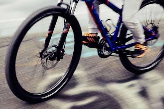 Gewieft: Fahrrad-Klau im Ritterschlag
