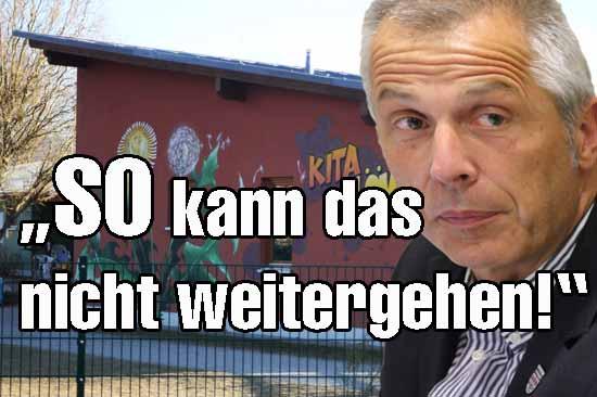 Bürgermeister Mücke und der Gemeinderat sind unter Beschuss. (Foto: mwBild)
