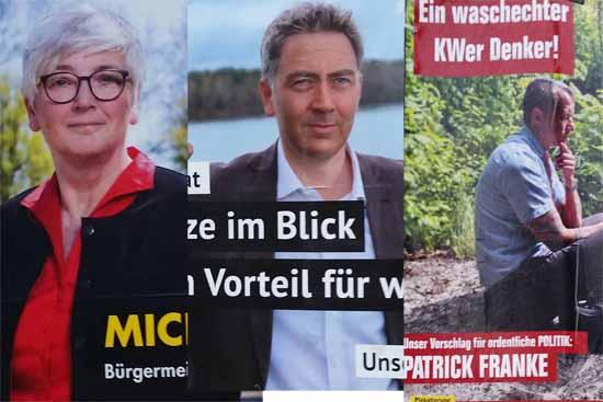 Wahlforum: Ennullat – überlegen, Wiezorek – Mittelmaß, Franke – abgeschlagen
