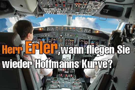 Hoffmann-Kurve: Ein easyJet-Pilot packt aus