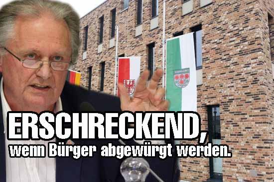 Joachim Kolberg (CDU) – Wie politiktauglich ist er wirklich?