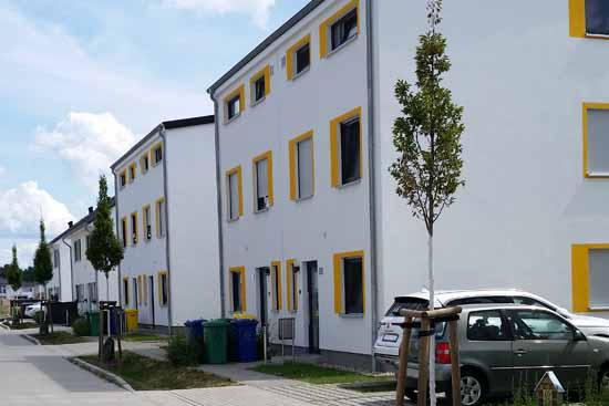 """Wohngebiet Ritterschlag/Ritterfleck: Bürger betiteln das Wohnungsbauprojekt als """"Negativbeispiel"""" für Entwicklung, Umwelt und Natur (Foto: mwBild)"""