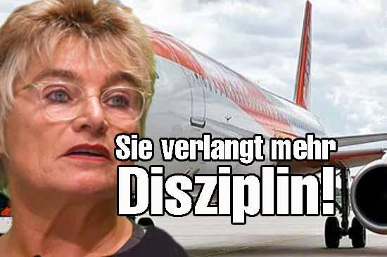 Bundesverkehrsminister nimmt easyJet ins Visier