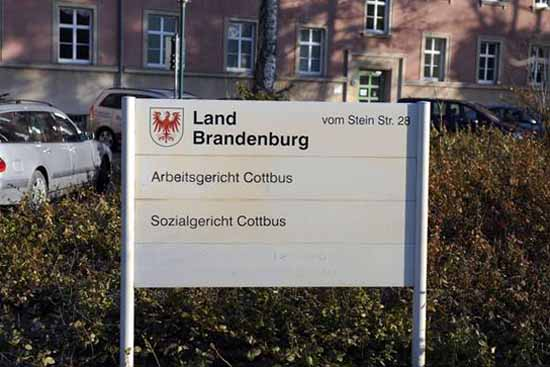 Arbeitsgericht Cottbus